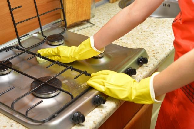 掃除 キッチン 台所 ブログ03