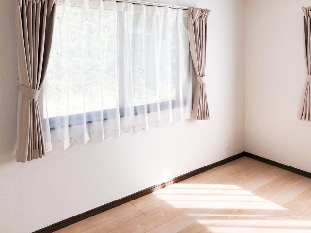 掃除 リビング 寝室 窓 ブログ02