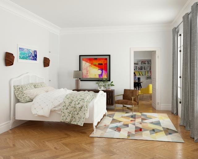掃除 リビング 寝室 窓 ブログ03