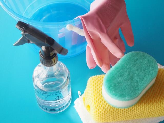 掃除 リビング 寝室 窓 ブログ05