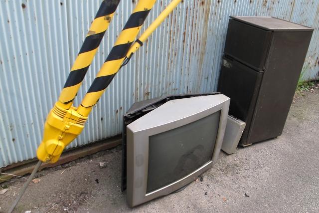 テレビや家電4品目の処分・廃棄方法