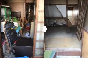 神戸市 不用品回収 ビフォーアフター 兵庫県
