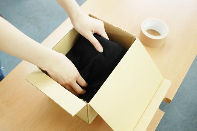 引越しの準備での荷造方法