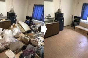 大阪市 ゴミ屋敷 西成区