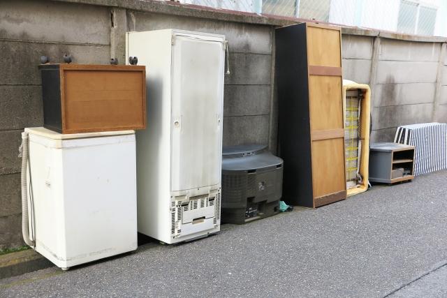 引越しのゴミを処分の申込