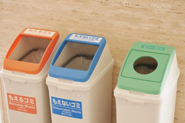 堺市(大阪)のゴミ分別方法