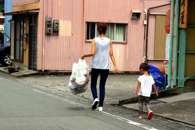 東大阪市のゴミの持ち込み方法