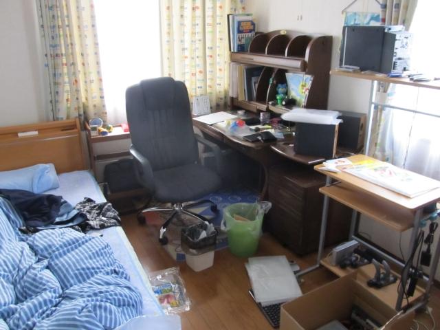 部屋 掃除 相談 ブログ03