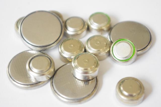 ボタン電池の処分方法
