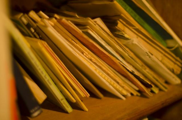 漫画や雑誌の処分方法について