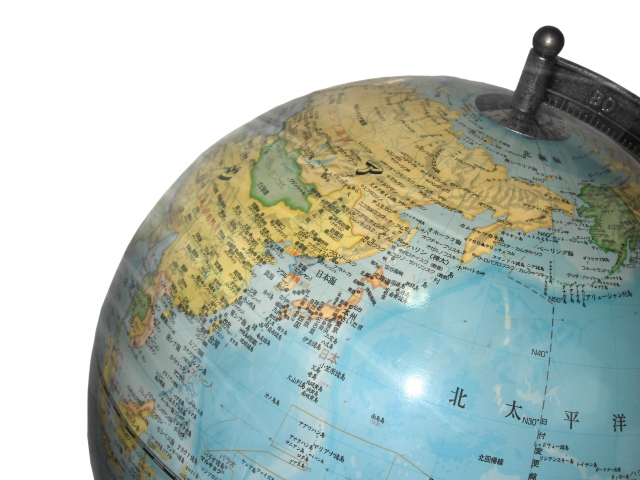 地球儀の処分や買取について