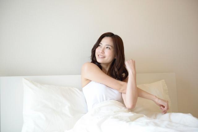 ベッド 布団 片付け ブログ04