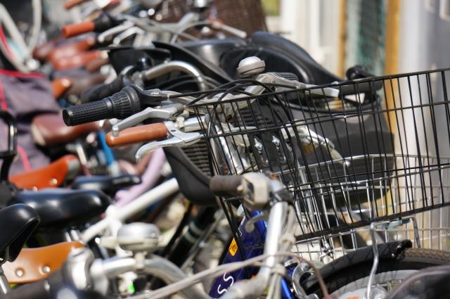 自転車 処分 ブログ01