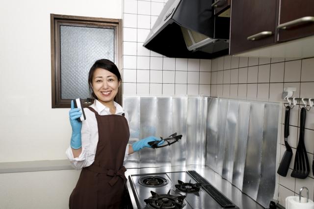 キッチン 掃除 ブログ01