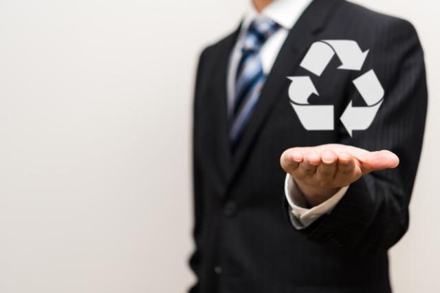 パソコンのリサイクル処分