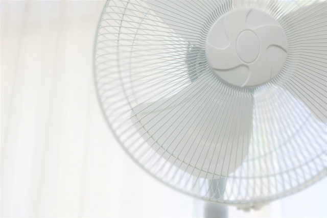 エアコン 扇風機 処分 ブログ03