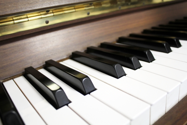ピアノの処分方法について