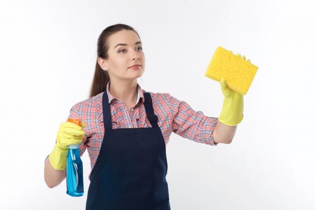 梅雨時期に掃除をしてカビ対策を