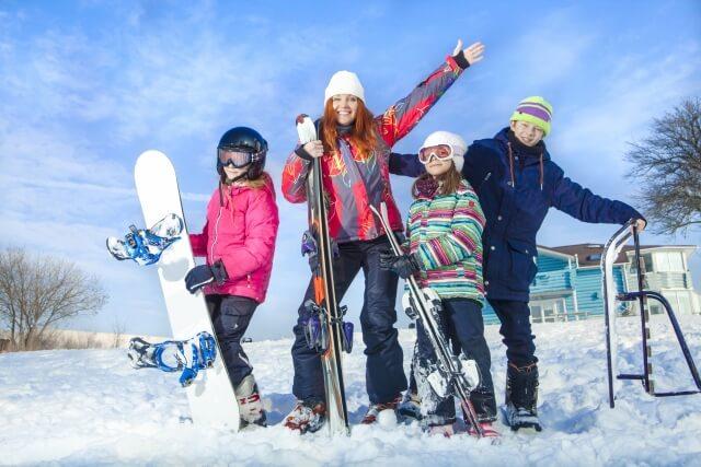 スキー板やスノーボードの処分方法1