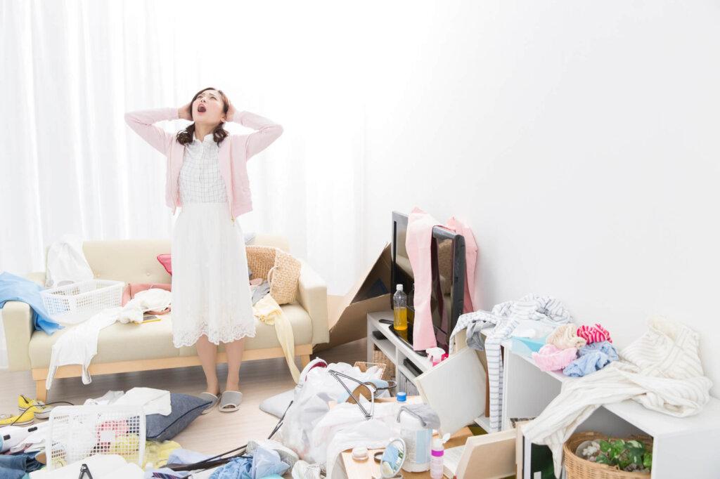 女性大学生 汚部屋 ブログ12