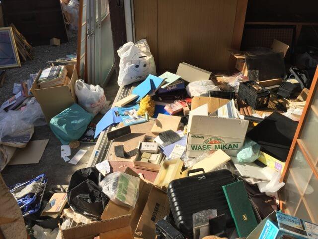 八王子 ゴミ屋敷 ブログ01