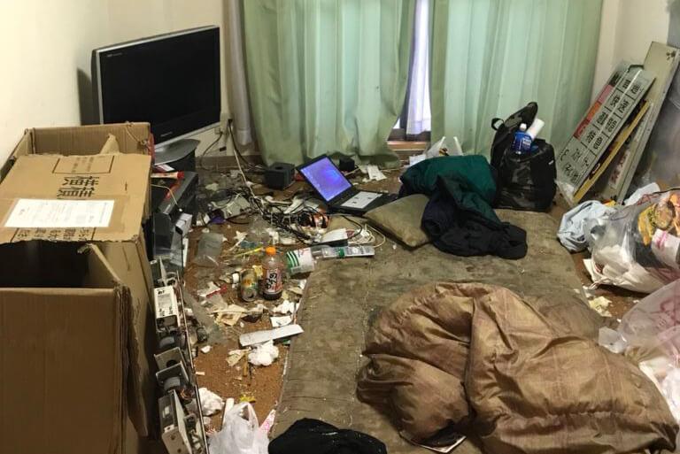 名古屋市(名東区)の不用品回収・買取事例