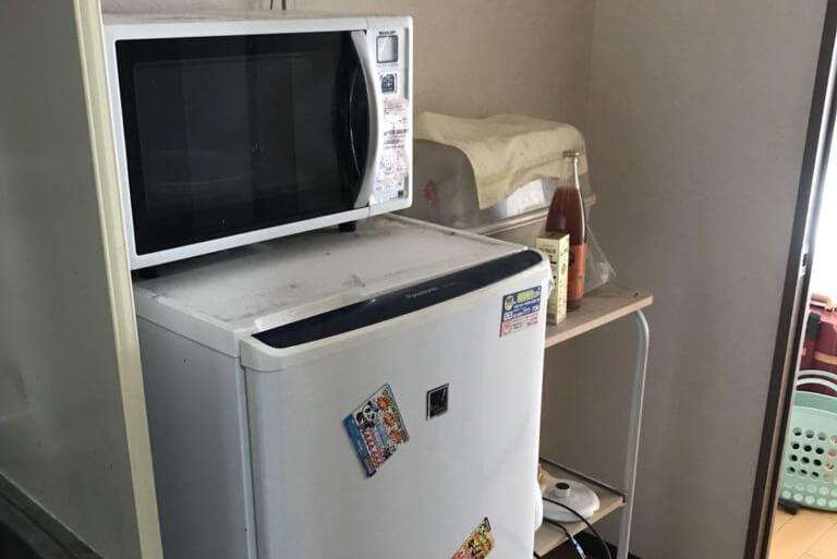 名古屋市(西区)の不用品回収・買取事例