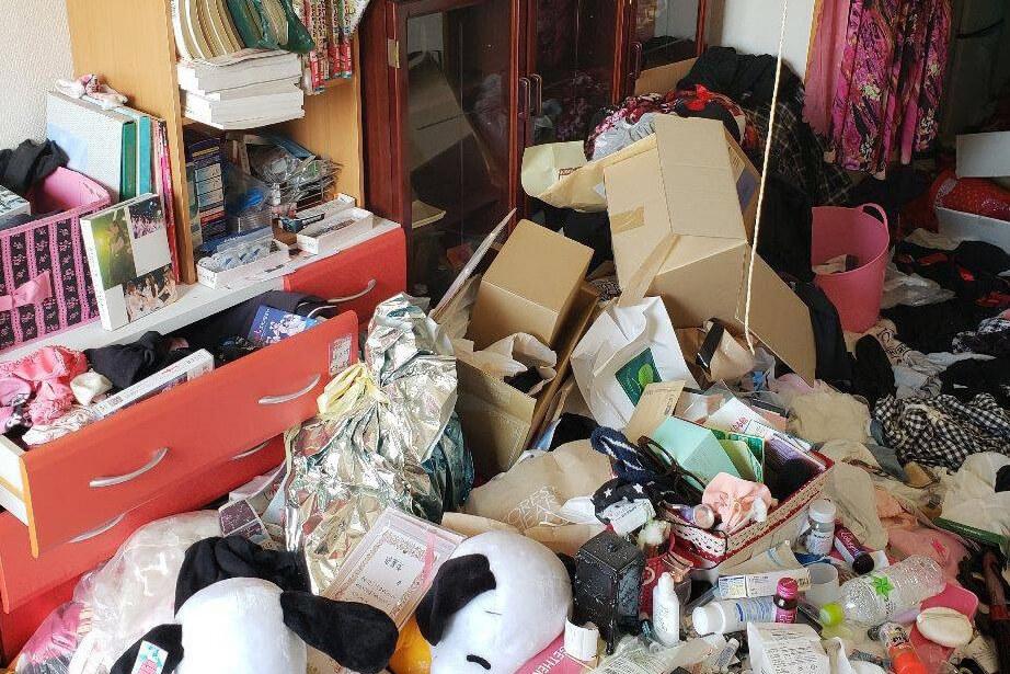 大阪市浪速区のゴミ屋敷・汚部屋片付け
