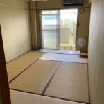 天王寺区(大阪)での不用品回収の居間アフター