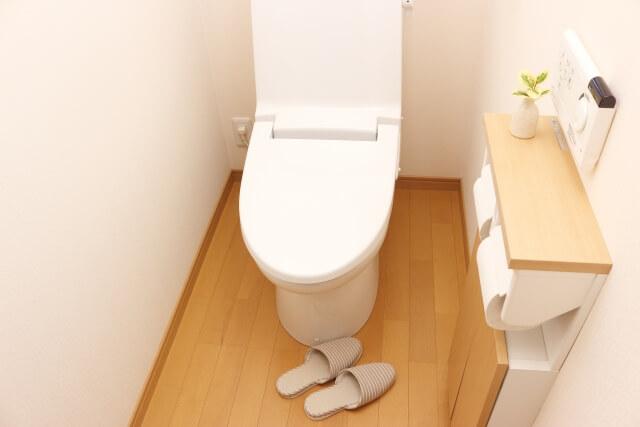 トイレ 片付け ブログ01