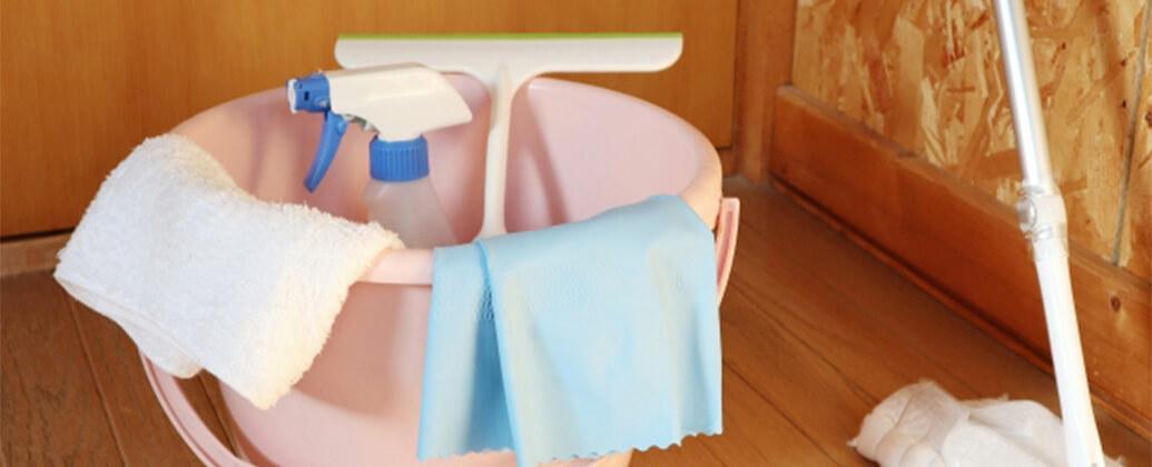 汚部屋の掃除とハウスクリーニング