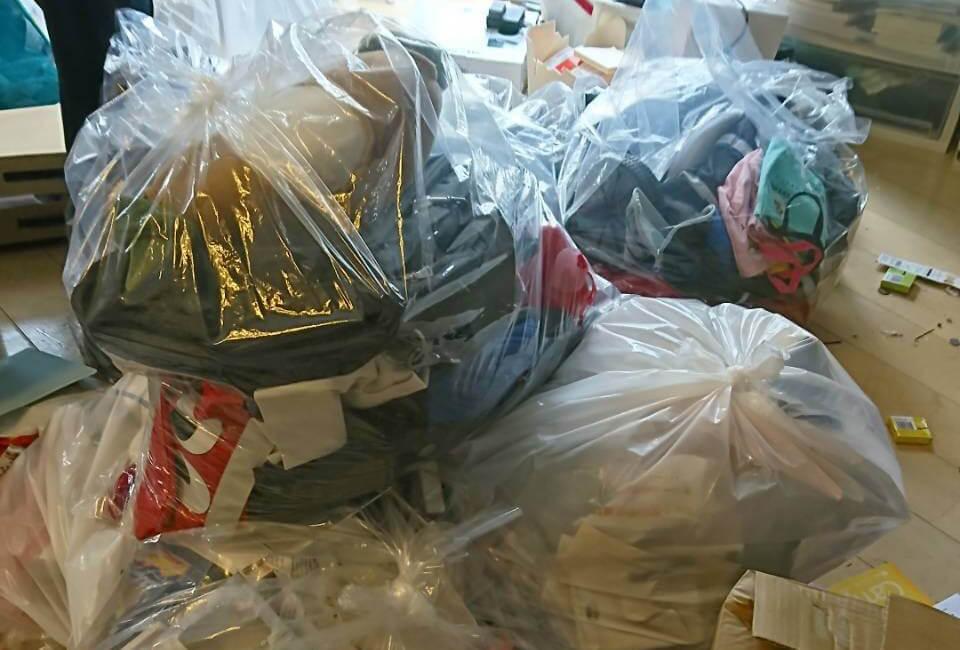 足立区H様の不用品回収事例