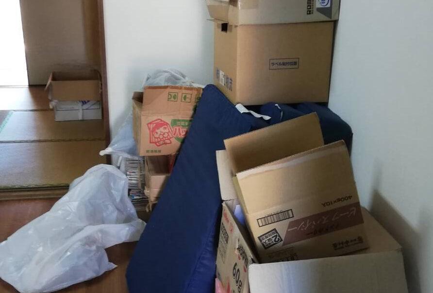 中央区O様の引っ越しに伴う回収事例