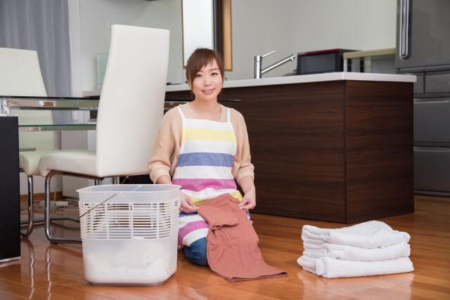 服の片付けを効率よくする方法のまとめ