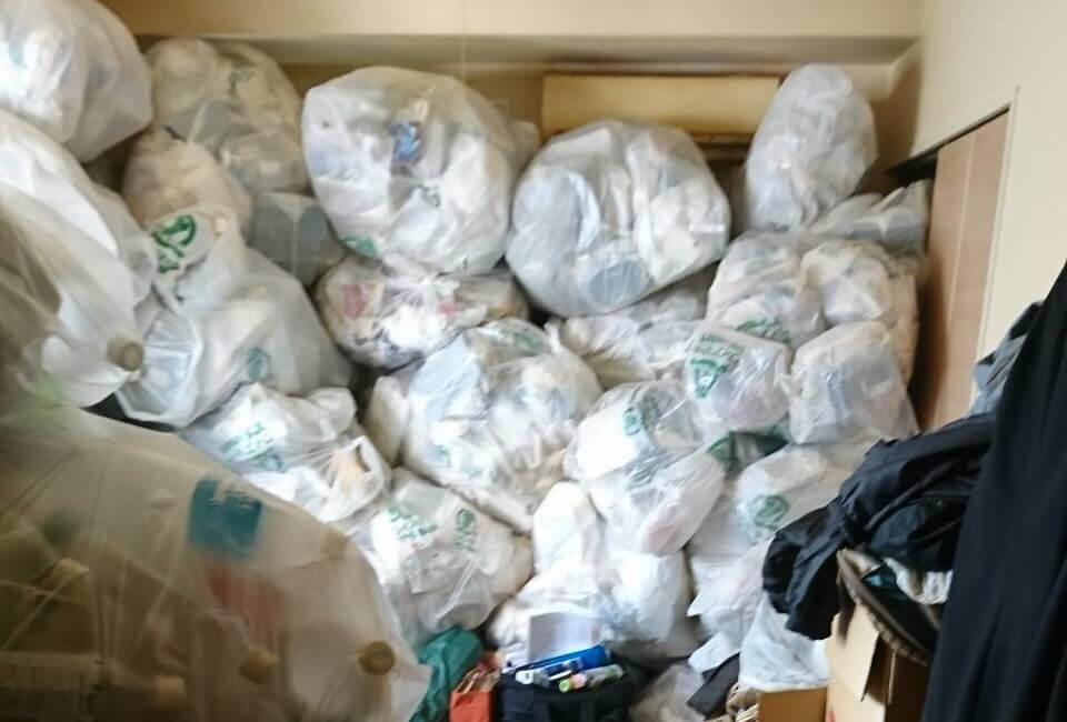 江戸川区T様のゴミ屋敷清掃事例