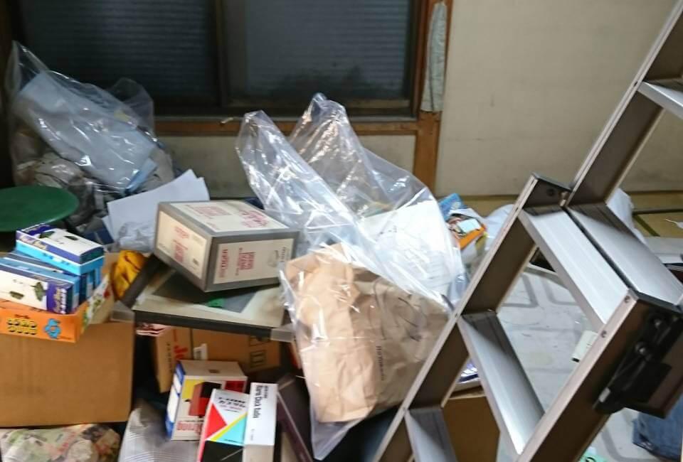 葛飾区D様の不用品回収事例
