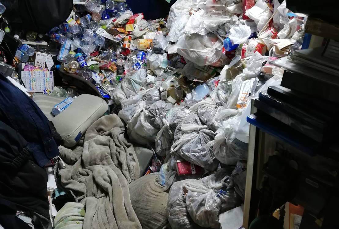 江東区K様のゴミ屋敷清掃事例