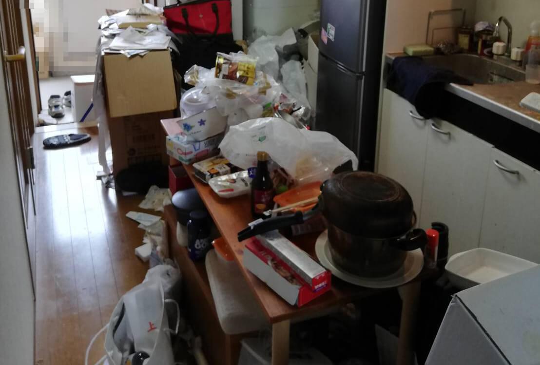世田谷区N様の不用品回収