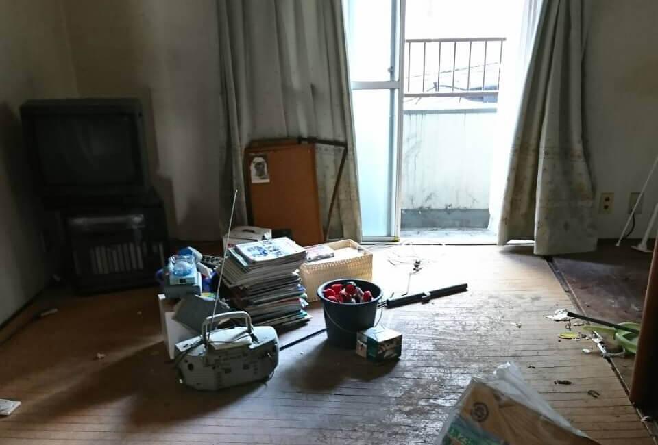 渋谷区E様の不用品回収事例
