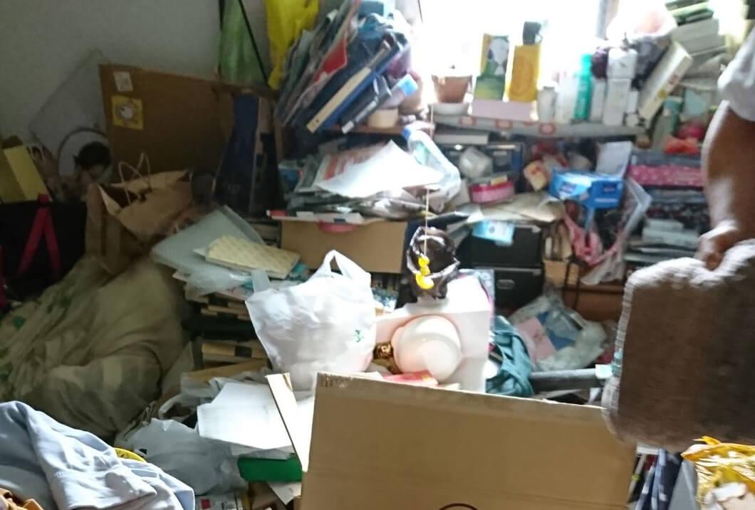 新宿でゴミ屋敷清掃