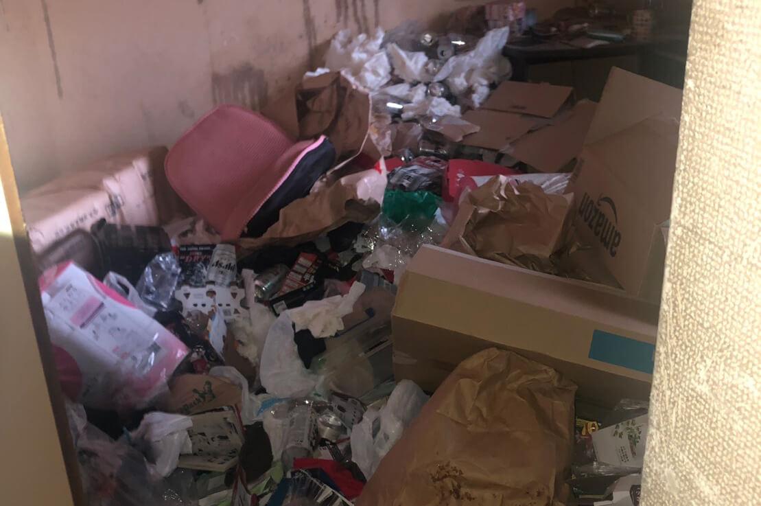大阪市鶴見区のゴミ屋敷掃除