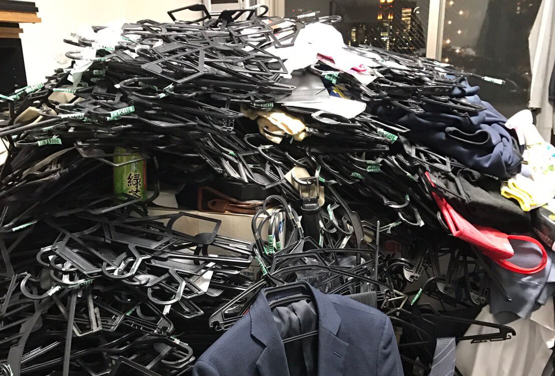 大阪市淀川区で汚部屋掃除