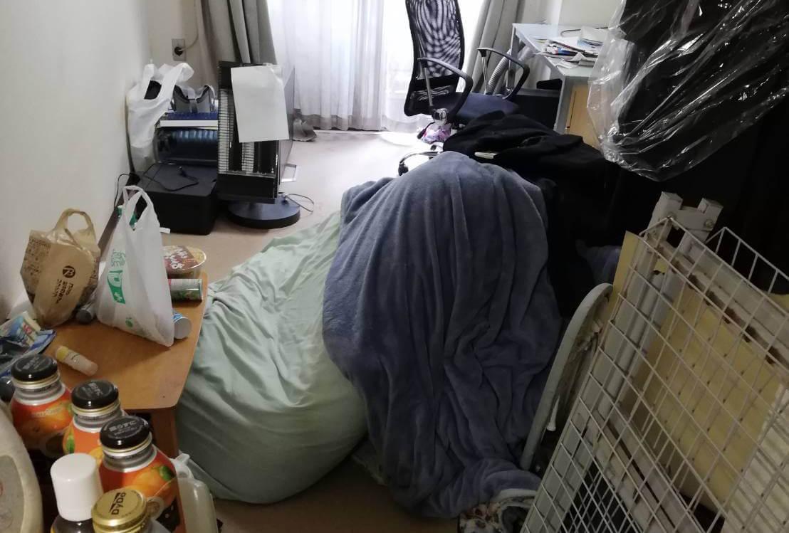 文京区A様の引っ越しに伴う回収事例