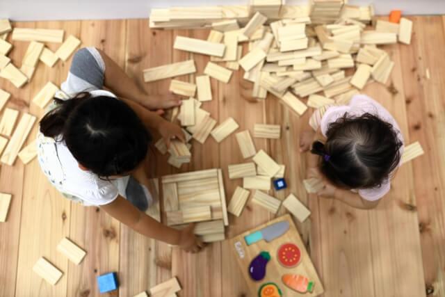 子供部屋を片付けるおもちゃの収納術