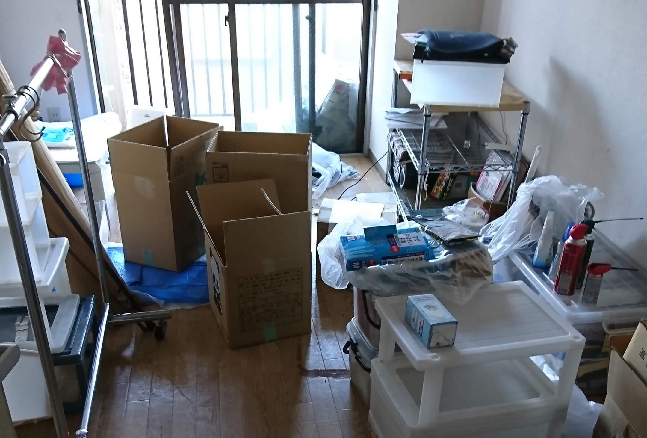 千代田区M様の不用品回収事例