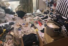 練馬区K様のゴミ屋敷清掃事例