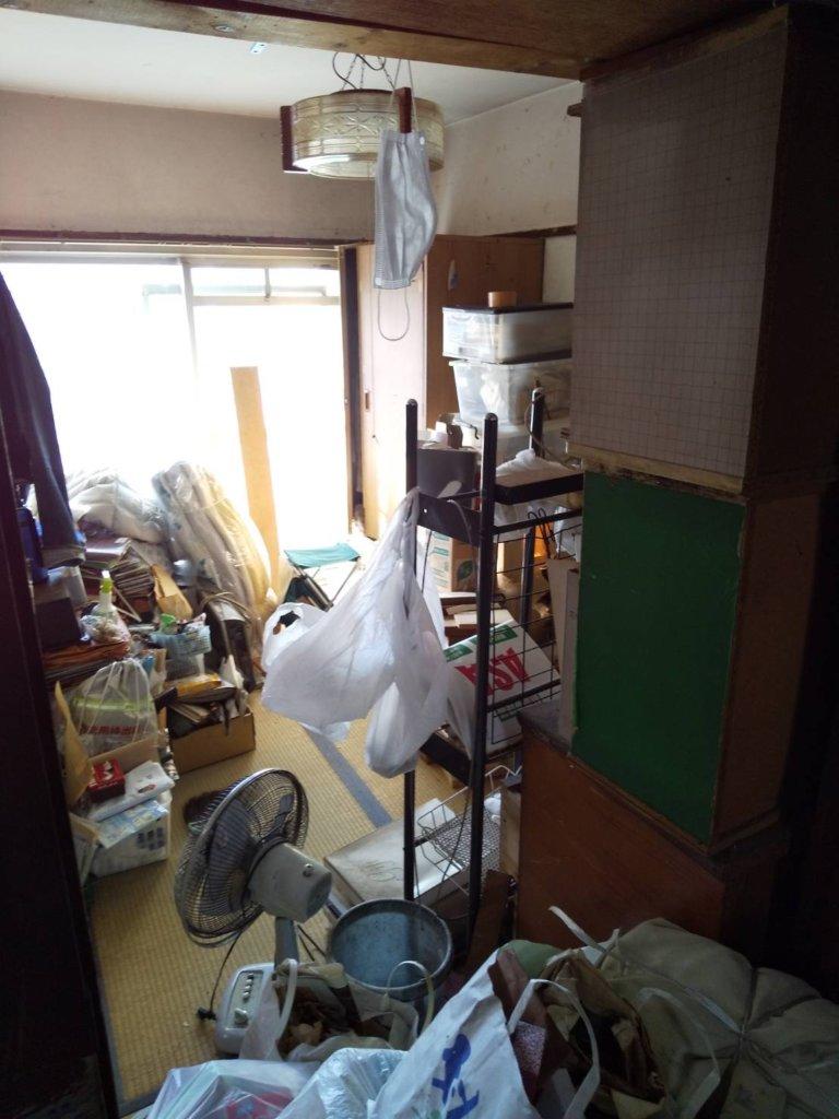 埼玉県 草加市 O様 ビフォー01