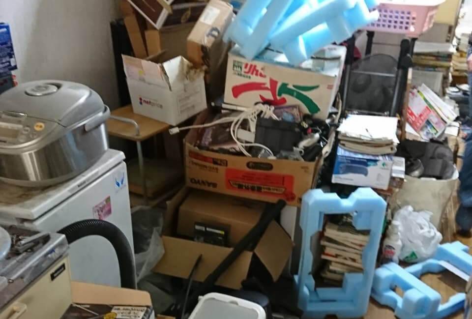 豊島区I様の引っ越しに伴う回収事例