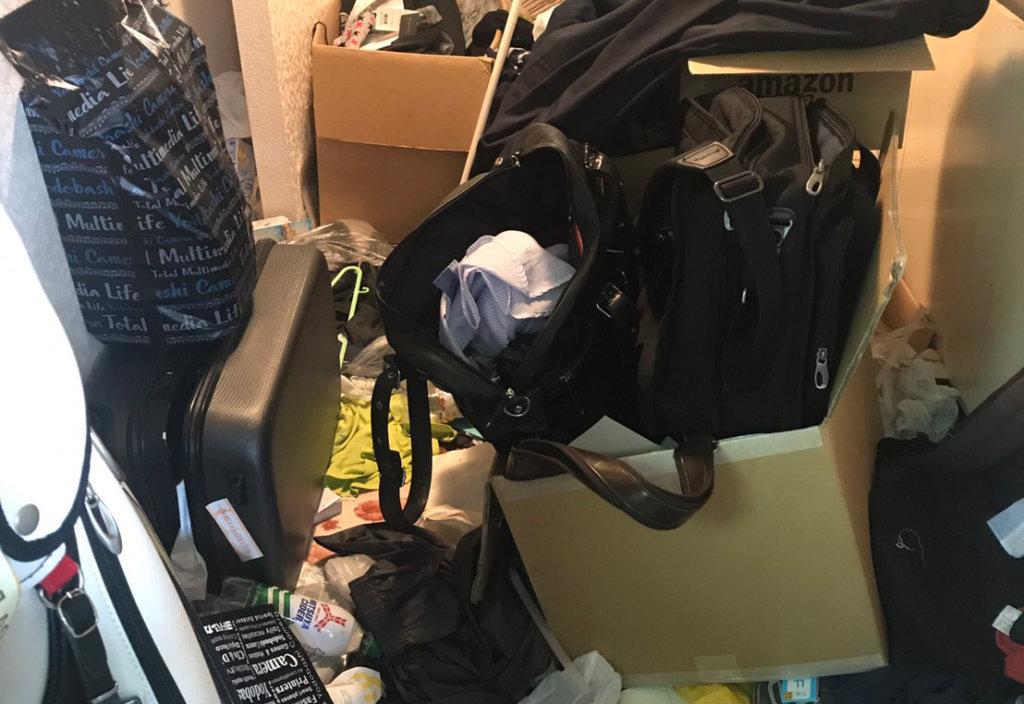 東住吉区のゴミ屋敷清掃事例