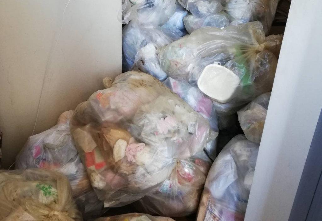 都島区S様のゴミ屋敷清掃事例